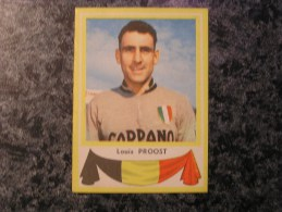 Louis PROOST  Belgique Cyclisme Cycliste Coureur Vélo Wielrenner Chromo Trading Card Chromos Vignette - Vieux Papiers