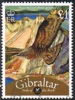 Gibraltar 2008 Definitive £1 Good/fine Used - Gibraltar