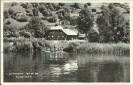 Austria E 288  Studentenheim-Feld Am See Kärnten 743m - Ohne Zuordnung