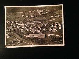 AACH HEGAU Vom FLUGZEUG Aus ( AVION PLANE ) AMT ENGEN FOTO KARTE CARTE PHOTO Nach BUEHL BUHL - Singen A. Hohentwiel