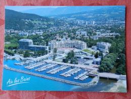 Dep 73 , Cpm AIX Les BAINS , Vue Panoramique , 3 08 E 159  (081)Recto/Verso - Aix Les Bains