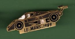 LE MANS 1989 *** CAMEL-AEG *** Signe EMC *** (1053) - Automobile - F1