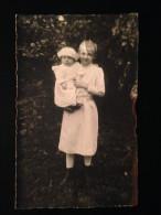AACH HEGAU AMT ENGEN FOTOKARTE CARTE PHOTO BEBE BABY KIND ENFANT MADCHEN Nach BUEHL BUHL - Other