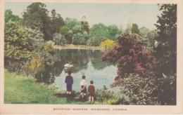 Botanical Gardens Melbourne Victoria - Melbourne