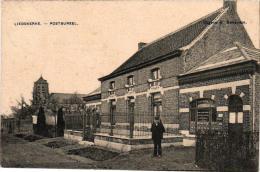 BRABANT   1 CP Liedekerke  Postbureel    Uitg Heeremans - Liedekerke