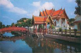 BANGKOK - Wad Benchamabopit - Thaïlande