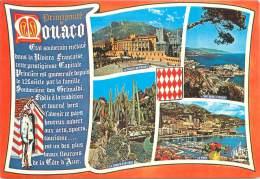 CPM - La Principauté De Monaco - Monaco
