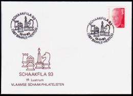 Belgie - Schaken Schach Chess - Baarle-Hertog 13.11.1993 - Schaakfila