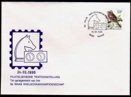 Belgie - Schaken Schach Chess - Temse 24.03.1990