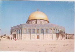 Jerusalem. Dome Of The Rock - Israel