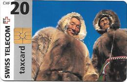 Swiss Telecom: Kultur in Alaska