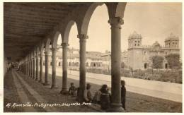 Arequipa Peru 1928 Old Real Photo Postcard
