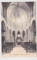 SAINT SATUR - N° 514 - INTERIEUR DE L' EGLISE - Saint-Satur