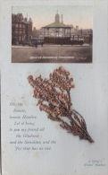 JOHNSTONE , RENFREWSHIRE. NOVELTY CARD - Renfrewshire