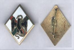 Insigne Du 1er Régiment Etranger - Army