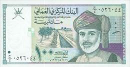 Oman 100 Baisa 1990 Pick 31 UNC - Oman