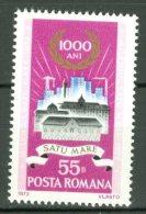 ROMANIA 1972: YT 2712 / Mi 3051,** MNH - LIVRAISON GRATUITE A PARTIR DE 10 EUROS - 1948-.... Républiques