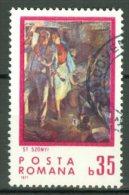 ROMANIA 1971: YT 2605 / Mi 2928, O - LIVRAISON GRATUITE A PARTIR DE 10 EUROS - Oblitérés