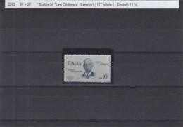 Italie - Yvert PA 84 * - MH - Valeur 700 Euros - Luftpost