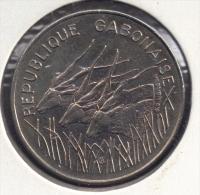 GABON REPUBLIQUE GABONAISE 100 FRANCS 1971 ANIMALS - Gabon