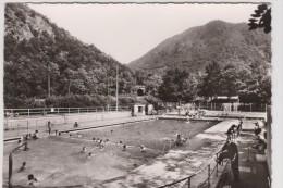 Ariège :  AX  Les   THERMES   :    Sporting  Club  , La   Piscine - Foix