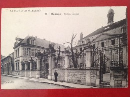 21 Cote D'Or BEAUNE College Monge - Beaune