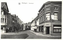BELGIQUE - FLANDRE ORIENTALE - MALDEGEM - Marktstraat. - Maldegem