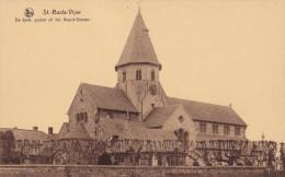 SINT-BAAFS-VIJVE : De  Kerk - Wielsbeke