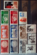 Norvège (norway) 1971 Complet - Used Stamps