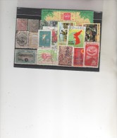 Petit Lot A Identifier - Stamps