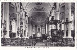 SINTE-MARIA HOOREBEKE / HOREBEKE : Binnenzicht Kerk - Horebeke