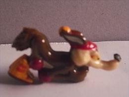 1 Figurine - Coyote Bip Bip Warner Bros - Autres