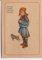 PERSONNAGES DE LAPONIE - Trading Cards
