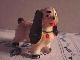 1 Figurine -  Dog - Dogs