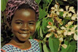 Afrique - sourire
