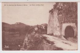 39 - MOREZ - Descente Des Rousses - Le Turu, Le Mont Fier - Morez