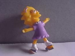 1 Figurine - Marge On Skates - Simpsons