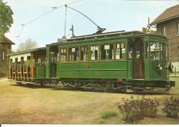TRAM  A9314 + A9347  MUSEUM SCHEPDAAL - Tram
