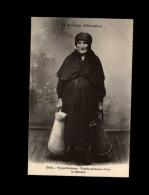 29 - MORLAIX - Porteuse D'eau - Fumeuse De Pipe - Morlaix