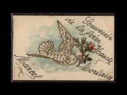 29 - MORLAIX - Souvenir De - Carte Avec Paillettes - Morlaix