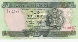 Two Dollars Salomon Islands - Isola Salomon
