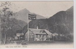 Como - Golf-Club - Dervio - 1908    (100718) - Como