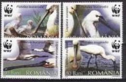 Roumanie 2006 -  Yv.no.5154-7 Neufs** - Unused Stamps