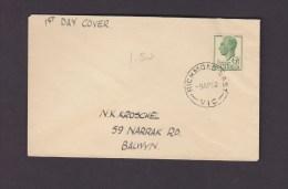TIMBRE. LETTRE. ....AUSTRALIE.AUSTRALIA.RICHMOND.BALWYN. - 1937-52 George VI