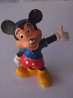 1 FIGURINE FIGURE DOLL PUPPET DUMMY TOY IMAGE POUPÉE - MICKEY DISNEY VINTAGE PORTUGUESE PORTUGAL 1980 MAIA BORGES - Disney