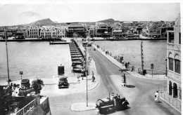 Curacao. The Pontoon Bridge Emma With Seccion Of Panda And Otrabanda - Postcards