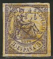 España 144P (*) - Nuevos