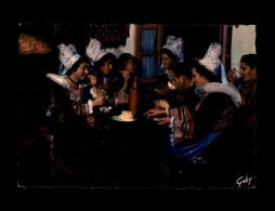 29 - NEVEZ - Folklore Breton - Costumes - Coiffes - Névez