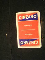 Playing Cards / Carte A Jouer / 1 Dos De Cartes-joker-the World / Vermouth - Cinzano - Cartes à Jouer