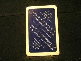 Playing Cards / Carte A Jouer / 1 Dos De Cartes-joker-the World /  Kolenhandel H. Dockc N. V. Borgerhout .- - Playing Cards